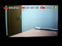 狭い室内での撮影